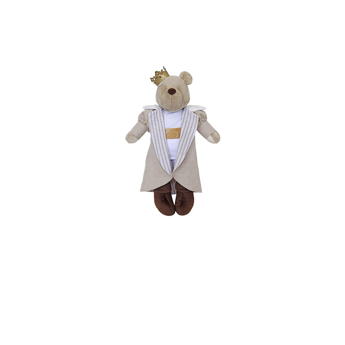 Urso Rei Bege