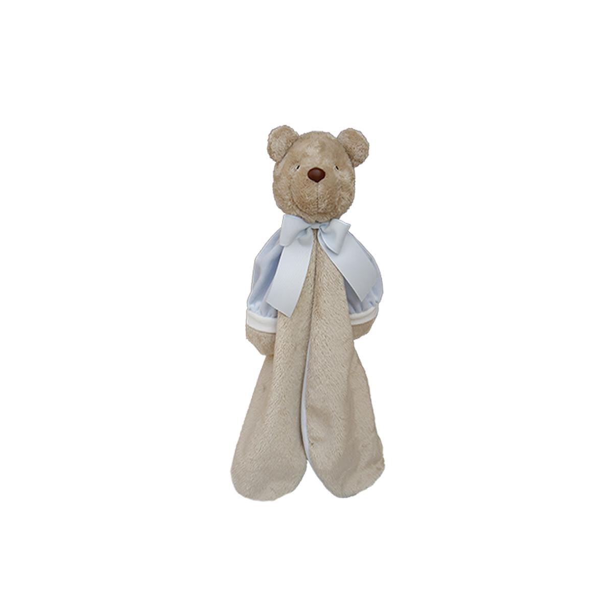 Naninha Com Braço Urso Azul