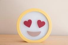 Luminária Emoji in Love