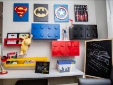 Lego aéreo 2 portas (várias cores)