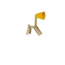 Luminária Amarela