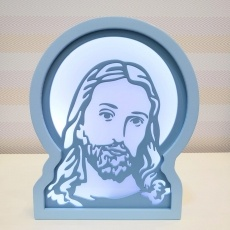 Luminária Jesus