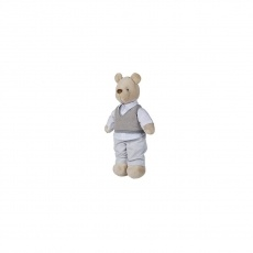Ursinho com roupa Tricot