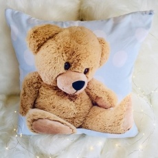 almofada de ursinho