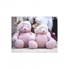 ursinhos de tricot