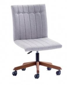 Cadeira encosto com botões