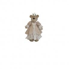 Ursa Princesa 2 Linho Bege