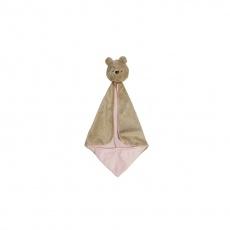 Naninha Com Bolso Ursa Rosa