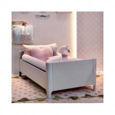 cama solteiro padrão